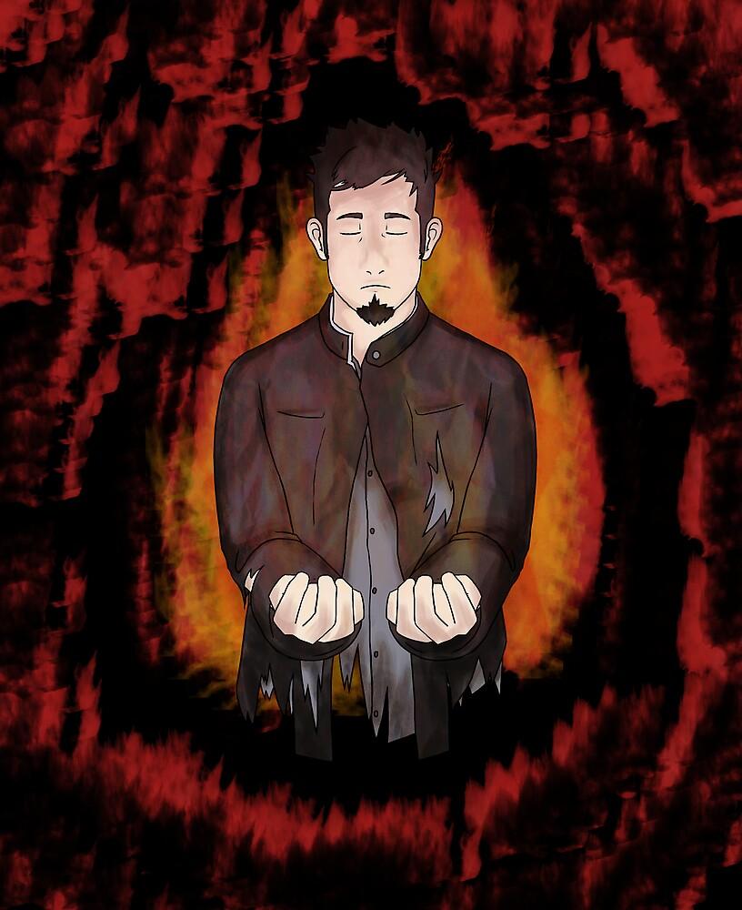 I'll Burn Before You Bury Me by Vanbatier