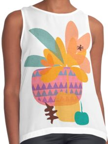 Tropical Contrast Tank