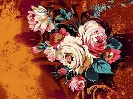 Flower Art  by slijapeter12