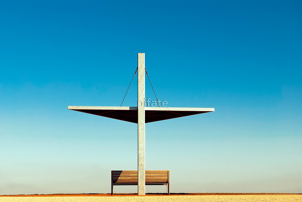 Bench by pifate