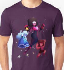 Garnet - Steven Universe Fanart, Sapphire, Ruby, Fusion Unisex T-Shirt