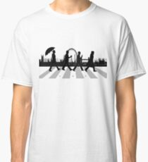 221B Abbey Road (Version Two) Classic T-Shirt