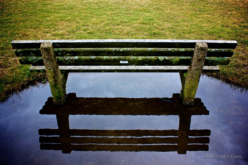 The Water Bench by JAMProductions