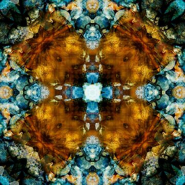 Four Elements - A Meditative Pattern by mikeroutliffe