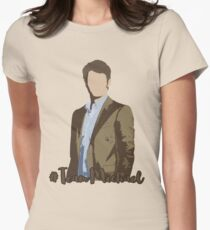 #TeamMichael (Michael Cordero - Jane The Virgin) Women's Fitted T-Shirt