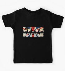 221B Abbey Road (Version One) Kids Clothes