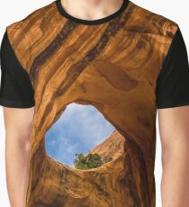 Bowtie Arch Near Arches National Park - Utah Graphic T-Shirt