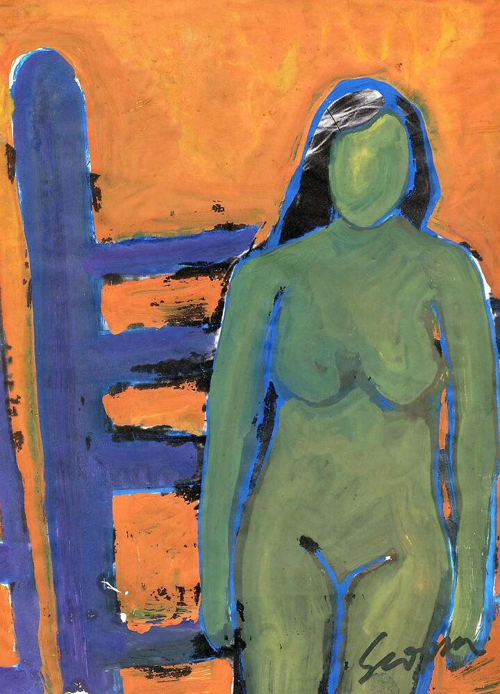 nude at the ok corral by catullus