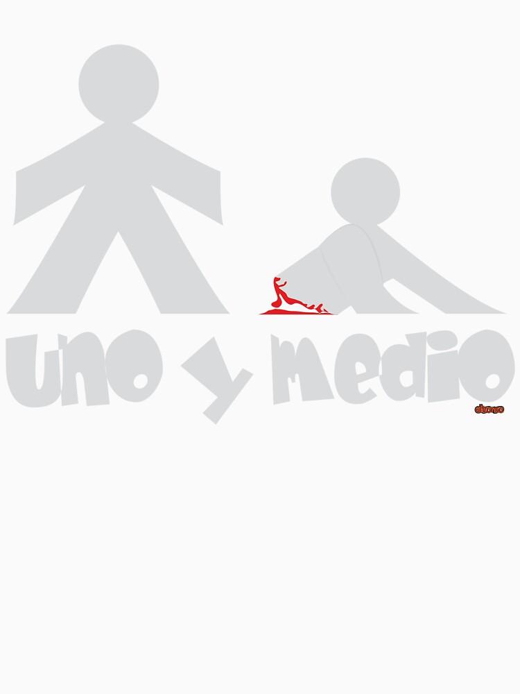 Uno y medio by eltronco