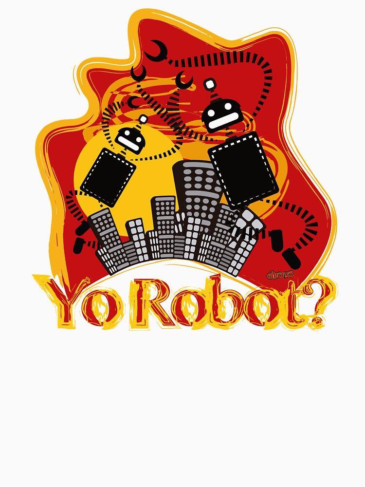 Yo robot by eltronco
