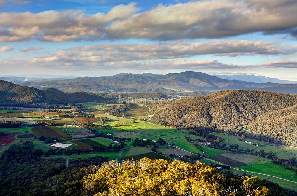 Powers Lookout, near Tolmie by laurajane82