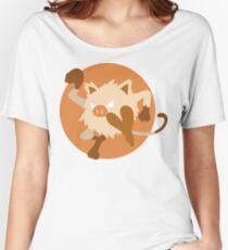 Mankey - Basic Women's Relaxed Fit T-Shirt