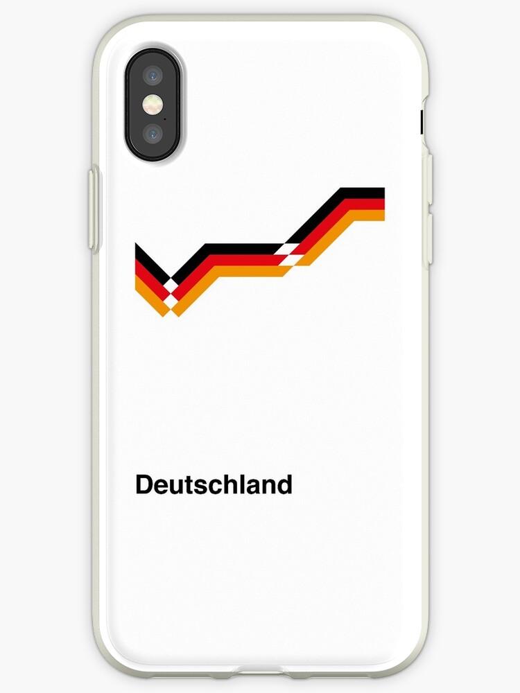Deutschland Iphone Case by matthag
