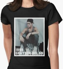 1999 Grayson Dolan-border Womens Fitted T-Shirt