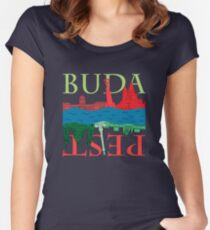 Budapest Women's Fitted Scoop T-Shirt