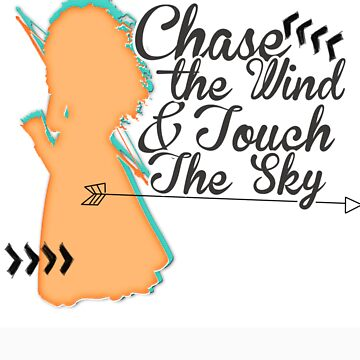 Chase The Wind & Touch The Sky by tmcstoots
