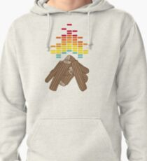 Crackling Fire Pullover Hoodie