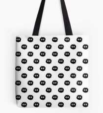 Black Dust Sprites Tote Bag
