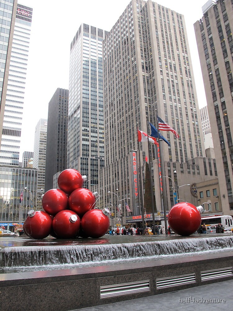 New York Christmas by half4adventure