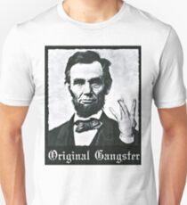Abraham Lincoln Parody Unisex T-Shirt