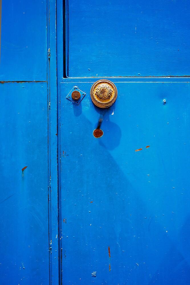 Blue Door by VaidaAbdul