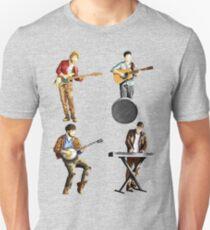 Camiseta ajustada Mumford and Sons