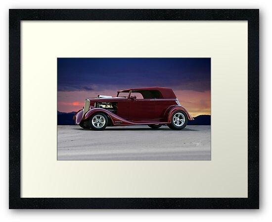 1934 Ford Phaeton Roadster by DaveKoontz