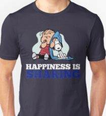 Snoopy and Charlie Brown Quote T-Shirt