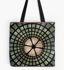 Tiffany Glass Dome Tote Bag