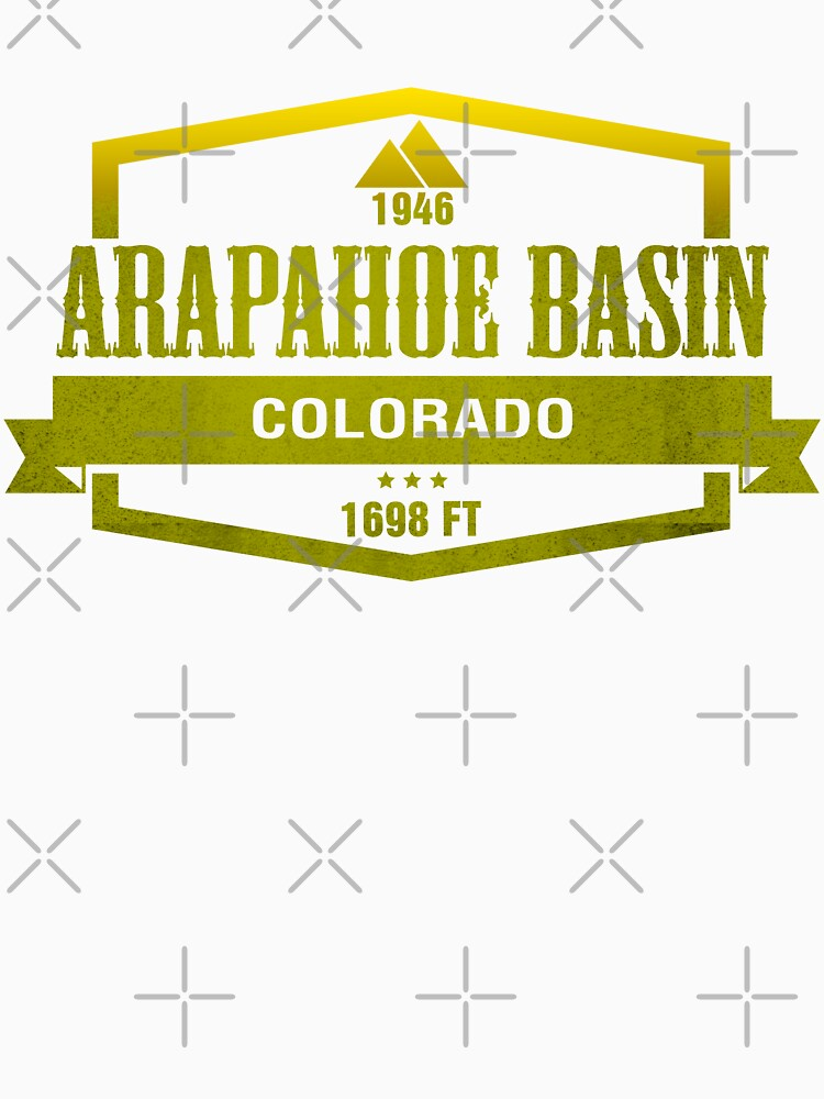Arapahoe Basin Ski Resort Colorado by CarbonClothing