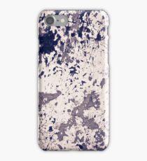 Painted grunge iPhone Case/Skin