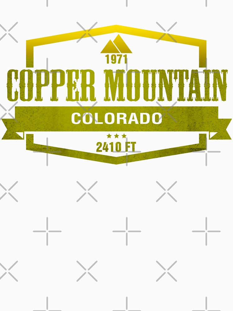 Copper Mountain Ski Resort Colorado by CarbonClothing