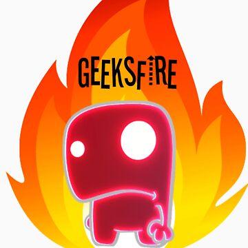 GeeksFire Funny Mob by GeeksFire