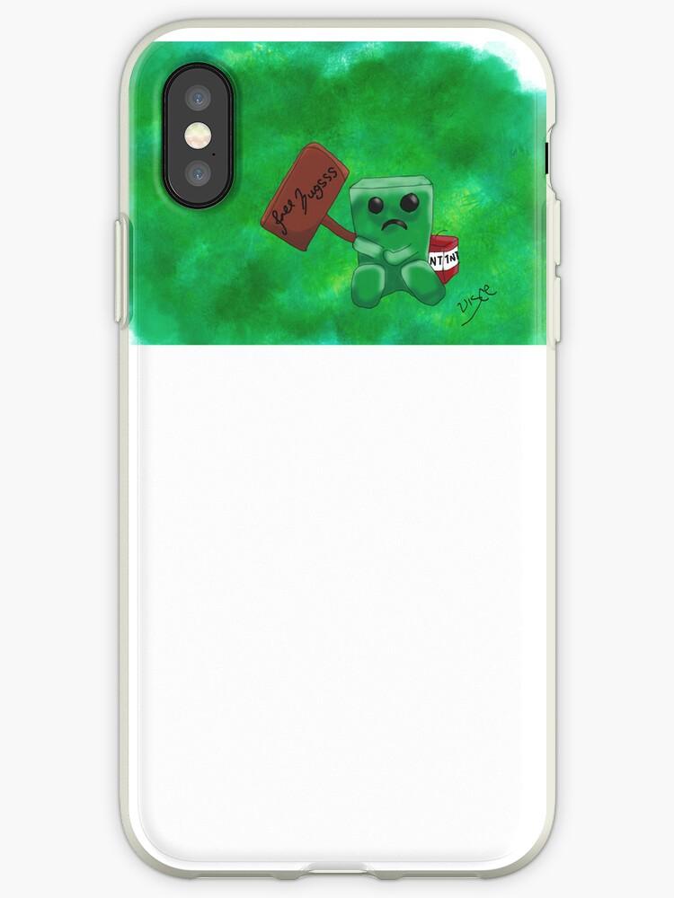 Creeper Case by DayDreamDarling