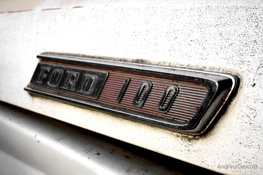 Lost, But Not Forgotten: Ford 100 by AndrewCaucutt