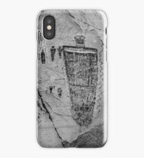 Horseshoe Canyon Great Gallery Group Pictographs iPhone Case/Skin