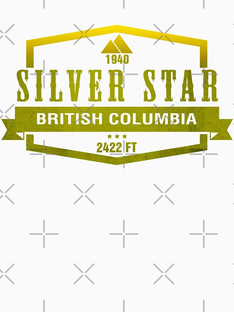 Silver Star Ski Resort British Columbia by CarbonClothing