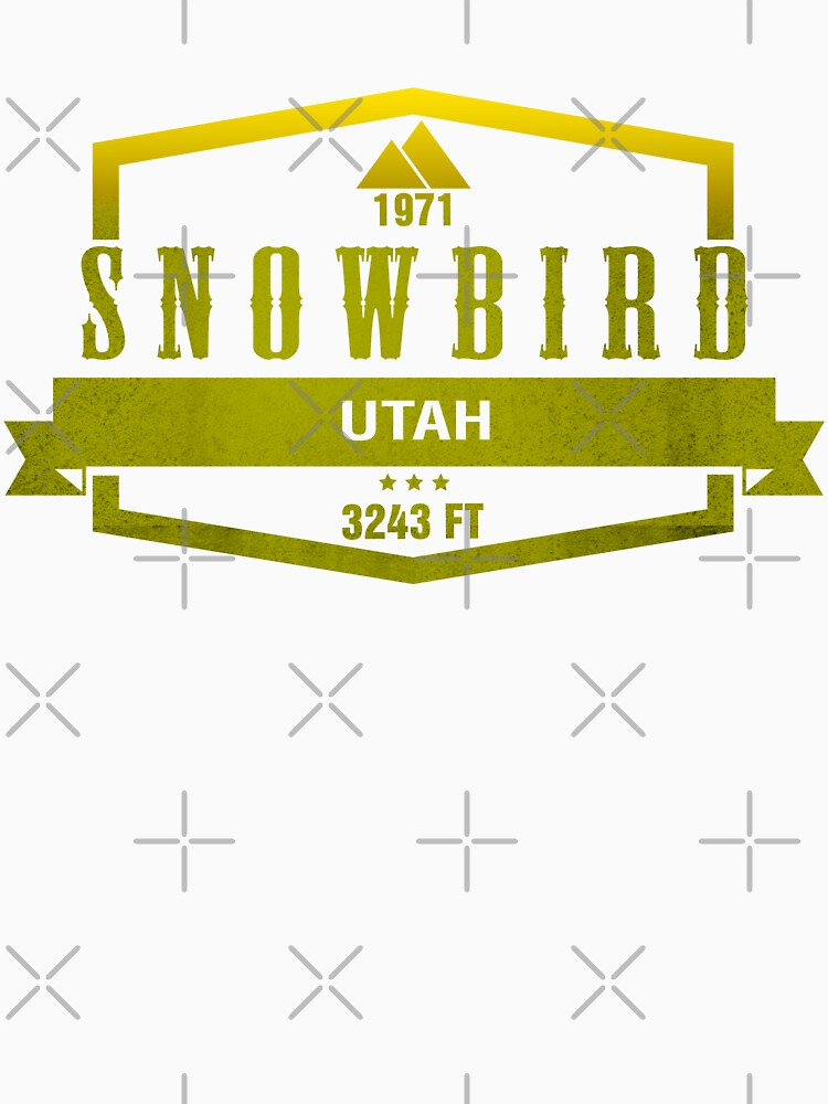 Snowbird Ski Resort Utah by CarbonClothing
