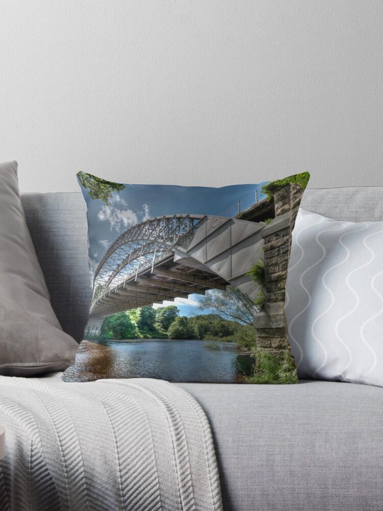 Hagg Bank Bridge by GD-Images