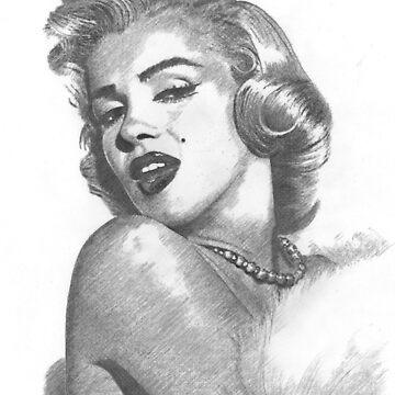 Oh Marilyn by sarahwfox