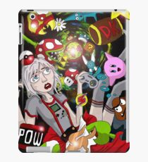 Alice In Video Land iPad Case/Skin