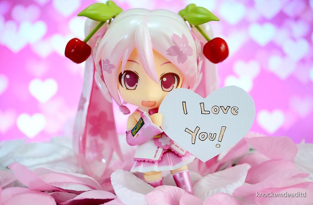 Li-u the Love Icon by knockemdeadltd