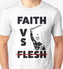 Faith VS Flesh T-Shirt