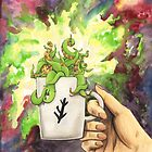Eldritch In Your Cup by labreject