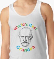 World's Best Grandpa Tank Top