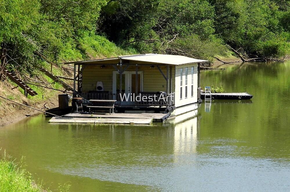House Boat by WildestArt