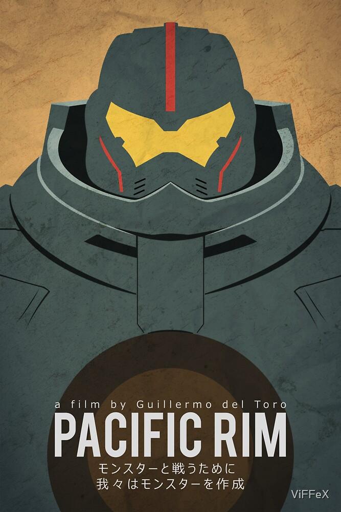 Pacific Rim Minimalist by ViFFeX