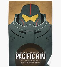 Pacific Rim Minimalist Poster
