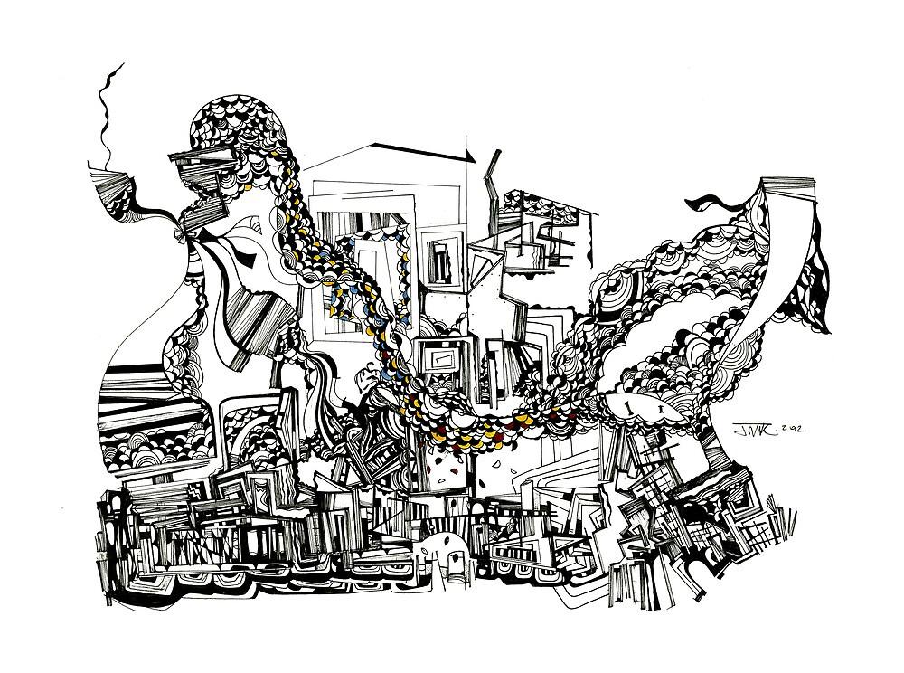 OZ WORLD by ArcaneSnake