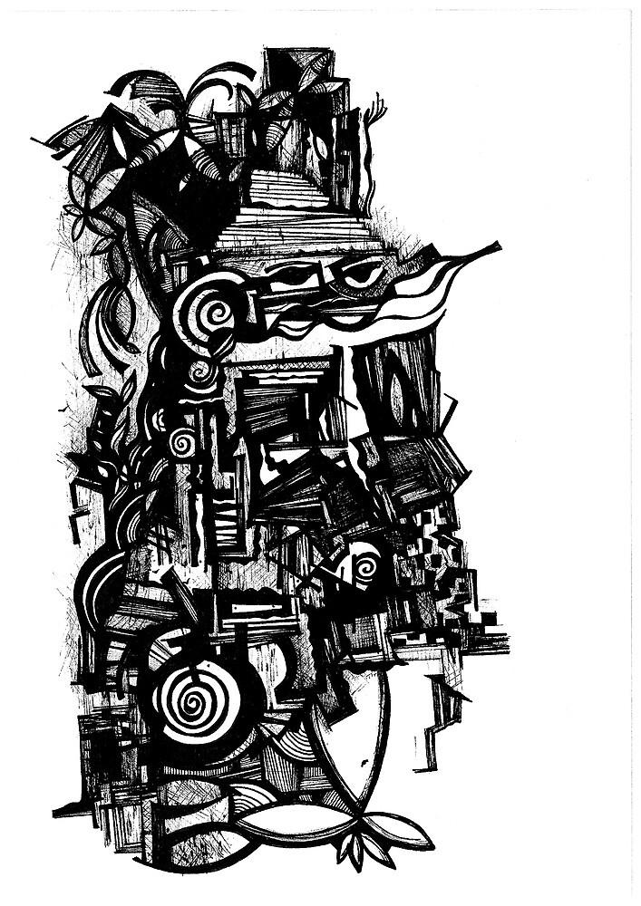FROG MAN by ArcaneSnake